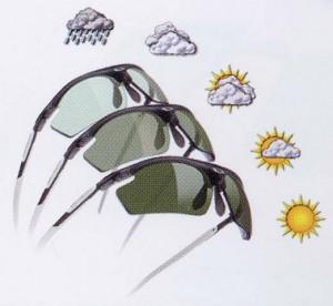コンタクトやメガネを装用している方の度入りゴルフサングラスのご提案。