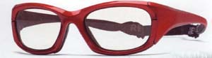 スポーツグラス度つきゴーグルはスポーツにおける眼の保護眼鏡にもなります。
