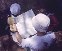 登山、山登り時の跳ね上げメガネ、跳ね上げサングラスはとても便利です。