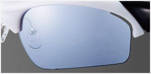 スワンズサングラス SOU-M2C 双 自転車サングラスとして快適なアイスブルーレンズ