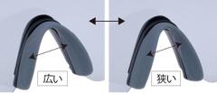 スワンズサングラス SOU-M2C 双 ゴルフサングラスとして快適なサングラス