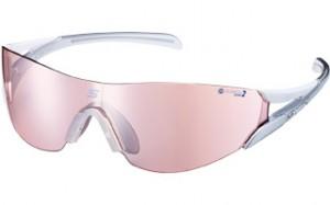 SWANSスワンズサングラス SOU-M2C 双 2つの眼を持つ1枚レンズ