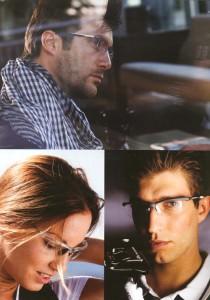 スポーツ用メガネには、ファッションとしてデザインしたスポーツメガネ度付きがあります。