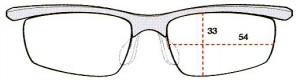 スポーツメガネには、ファッションとしてデザインしたスポーツメガネ度つきがあります。