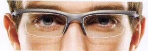スポーツ用メガネには、ファッションとしてデザインしたスポーツメガネ度入りがあります。