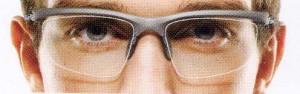 スポーツ用メガネには、ファッションとしてデザインしたスポーツメガネ度つきがあります。