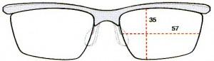 スポーツメガネには、ファッションとしてデザインした度付きスポーツメガネがあります。