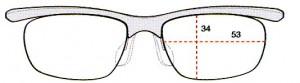 スポーツメガネには、ファッションとしてデザインしたスポーツメガネ度入りがあります。