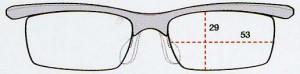 スポーツメガネには、ファッションとしてデザインしたスポーツメガネ度付きがあります。