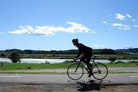 眼鏡を掛けている方の為のロードバイク(自転車)どきの長時間乗るときに快適なメガネ。