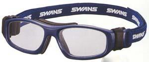 中学生サッカー眼鏡度付き