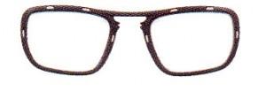 サバゲーどきの度付き対策メガネフレーム