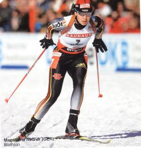 スキー7バイアスロン