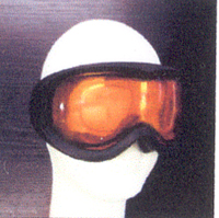 眼鏡を掛けている方のスキーどきの度付きゴーグル