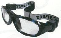 中学生サッカー眼鏡
