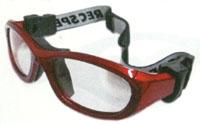 サッカー眼鏡