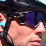 自転車用度入りスポーツサングラス