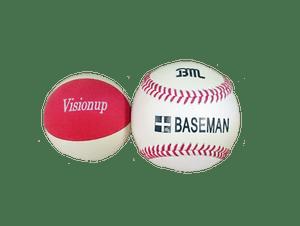 動体視力向上によりボールの縫い目がハッキリ