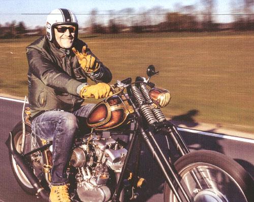 バイク走行時に適した度付きサングラス