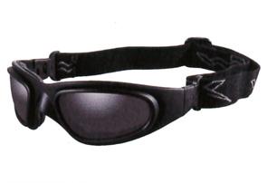 ゴーグルタイプに取り換え可能なオートバイ用度入りサングラス