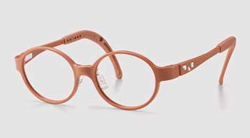 壊れにくい子供用メガネ