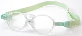 治療を目的にした幼児用メガネフレーム