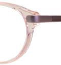 女の子の内斜視、遠視等の治療目的の眼鏡フレーム
