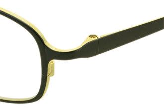 ツインパッドに変更できるキッズ用眼鏡フレーム