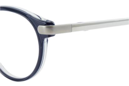 安定した掛け心地の子供メガネ