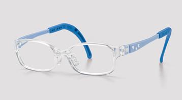 ファッション的な治療用子供メガネ