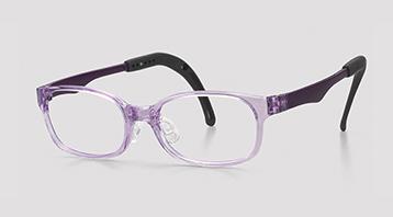 ジュニア用遠視メガネ