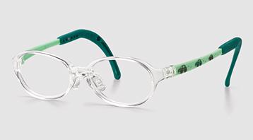 治療を目的にしたキッズ眼鏡フレーム