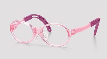 乳幼児用メガネ