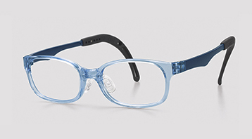 治療を目的にしたジュニア用メガネ