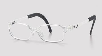 軽い治療目的の子供用メガネ