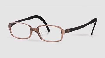 弱視に適したジュニアメガネ