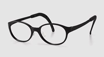 ジュニア用弱視メガネに適したフレーム