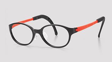 おしゃれな子供用弱視眼鏡フレーム