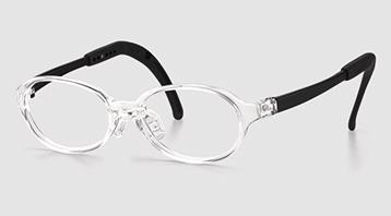 子供の弱視眼鏡フレーム