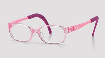 キュートな子供用メガネ