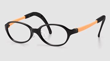 子供の内斜視に適した眼鏡フレーム