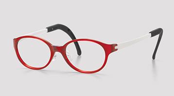 かわいいジュニア用メガネ