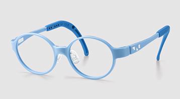 安全な子供用メガネ