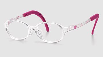 子供の遠視に適した眼鏡フレーム