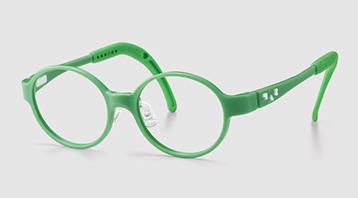 軽い子供用メガネ