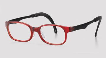 かっこいいジュニアメガネ