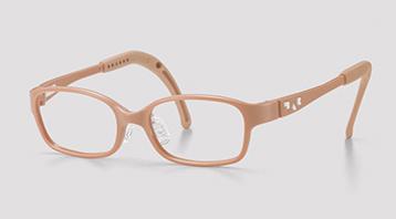 キュートな治療目的の子ども用メガネ