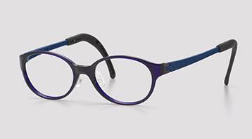 ジュニア用治療目的の眼鏡フレーム
