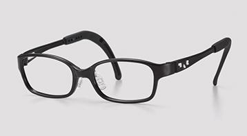 キュートな治療目的の子ども用眼鏡