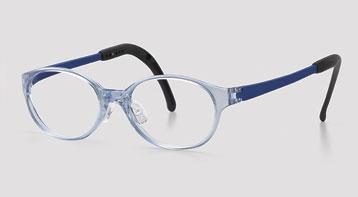内斜視用ジュニアメガネ枠